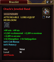 Oracle's Jeweled Band