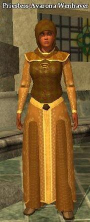 Priestess Avarona Wenhaver