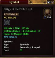 Effigy of the Field Lord