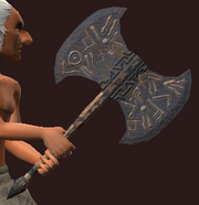 Frostwind Champion's Greataxe (Equipped)