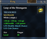 Loop of the Strongarm