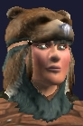 Tribal Spiritist's Hat (Equipped)