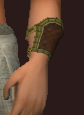 Pugilist's Armbands of Unknown Power (Equipped)