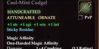 Cool-Mint Cudgel