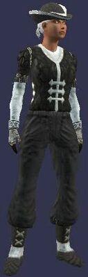 Maelstrom Armor of Espionage (Armor Set) (Visible, Female)