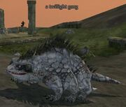 A twilight gorg