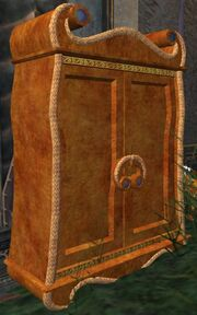 Armoire of the Forest Sprite (Visible)