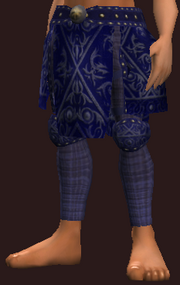 Marine Leggings of the Far Seas Traders (Equipped)