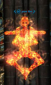 Pure fire