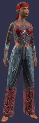 Abrupt Pursuasion (Armor Set) (Visible, Female)