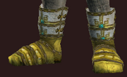 Vesspyr Scout's Steel Boots (Equipped)