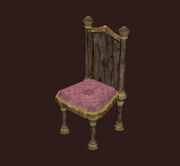 Luxurious-parlor-chair