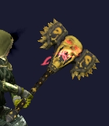 Thex Mallet appear