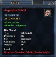 Acquisitor Shield