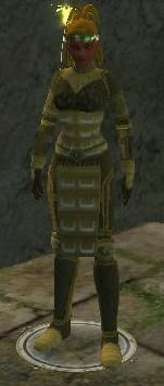 Thicket (Armor Set) (Visible, Female)