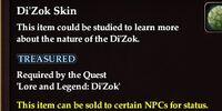 Di'Zok Skin
