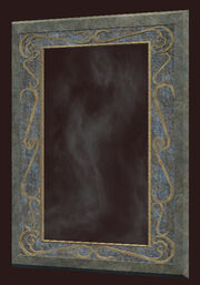 A Vampiric Mirror (Visible)