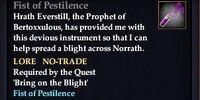 Fist of Pestilence
