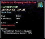 Reinforced Gnomeproof Beaker