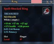 Spell-Shocked Ring