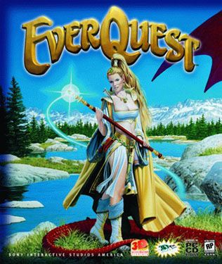 EverQuest Original Box Art