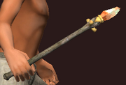 Riddler's Staff of Tricks (Equipped)