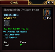 Shroud of the Twilight Priest