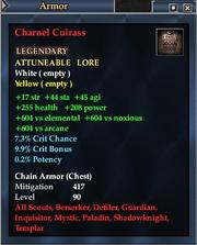 Charnel Cuirass