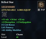 Felled Star
