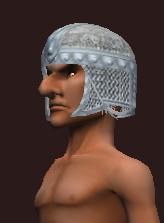 Defiant Vagabond's Chain Helmet (Equipped)