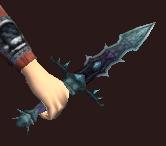 Shadowblade Dagger (Equipped)