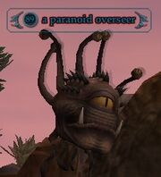 A paranoid overseer