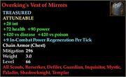 Overking's Vest of Mirrors