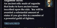 Xegonite Relic