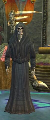 Grim Sorcerer IV (Master)