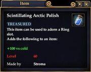 Scintillating Arctic Polish