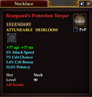 Rearguard's Protection Torque