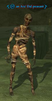An Ara' Dal peasant (Heroic)