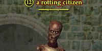 A rotting citizen