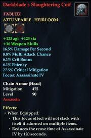 Darkblade's Slaughtering Coif