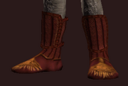 Sacrosanct Moccasins of the Forest Scion (Equipped)