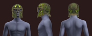 Helm of the Lost Soul (Equipped)