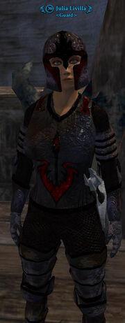 Julia Livilla Guard