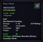 Bone Wand