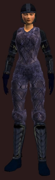 Chain Armor of Malevolence(Worn)