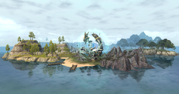 The Isle of Refuge