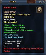 Boiled Helm