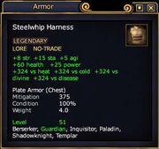 Steelwhip Harness