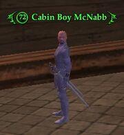 Cabin Boy McNabb
