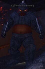 Commander Kulcath